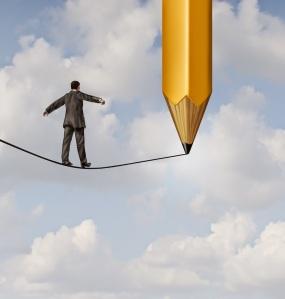 Leiderschap is ook risico nemen