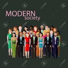moderne samenleving