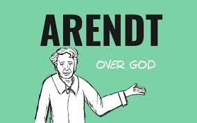 arendt over god